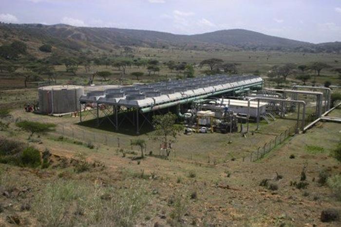 Aluto langano geothermal powerplant