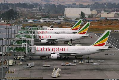 Tokeo la picha la Bole international Airport Addis Ababa