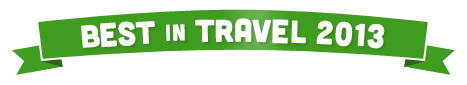 best in travel icon