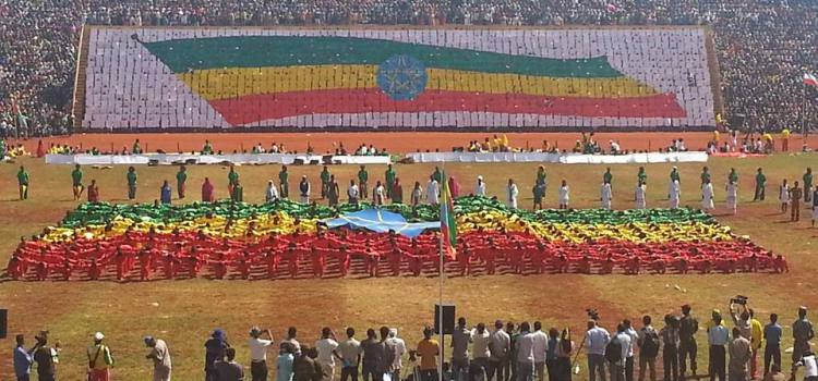 Ethiopians observe 9th NNPD colorfully