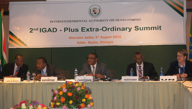 IGAD Summit