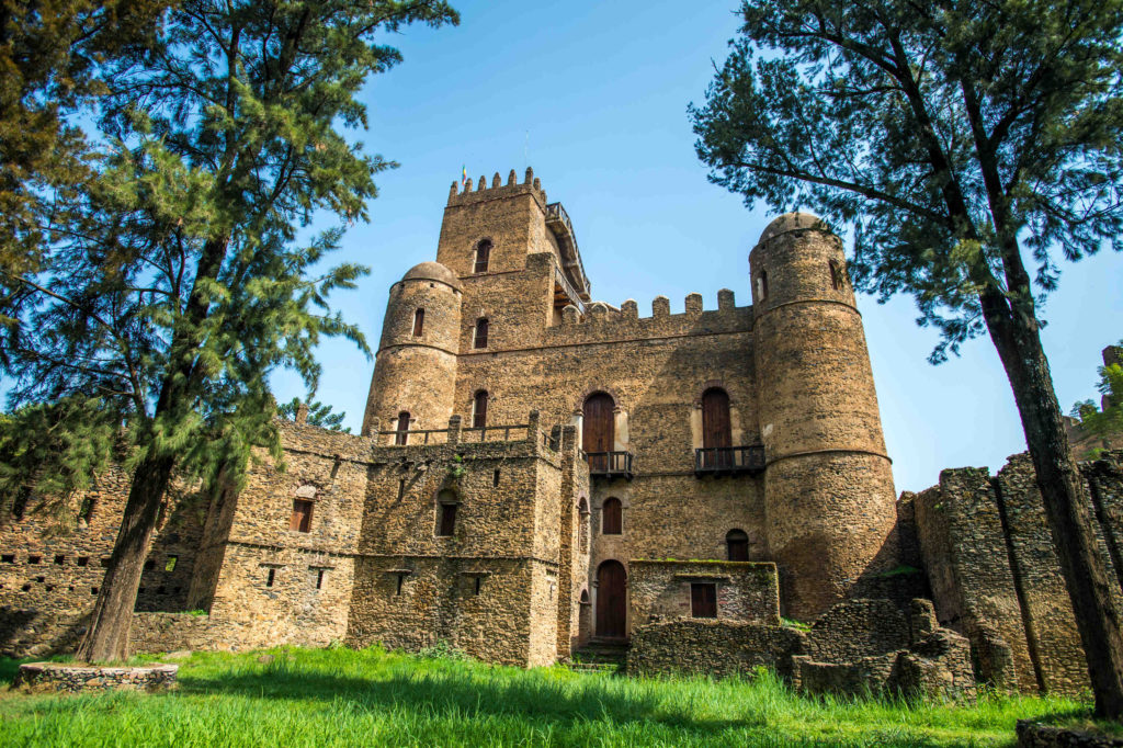 Gondar Castle © Ethiopian Tourism Organization