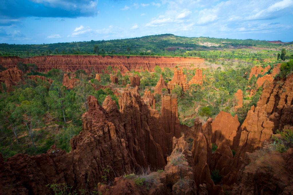 Konso Cultural Landscape © Ethiopian Tourism Organization